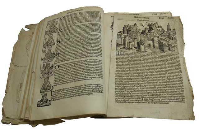La Crónica de Nuremberg
