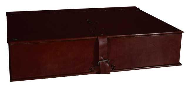 Caja conservación